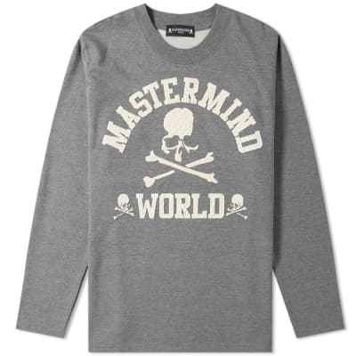 MASTERMIND WORLD 3D Print Logo Crew Sweat