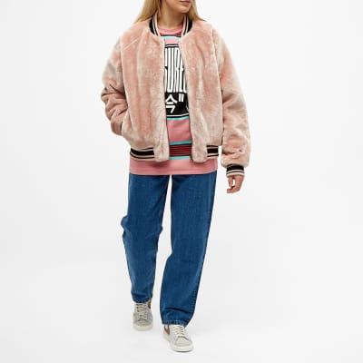 Champion Reverse Weave Women's Fleece Bomber Jacket