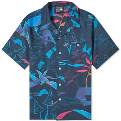 Life's a Beach Psyche Tropic Shirt