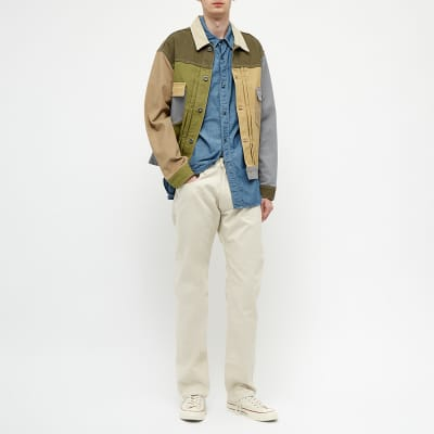 Post Overalls Bedford Cord Pant