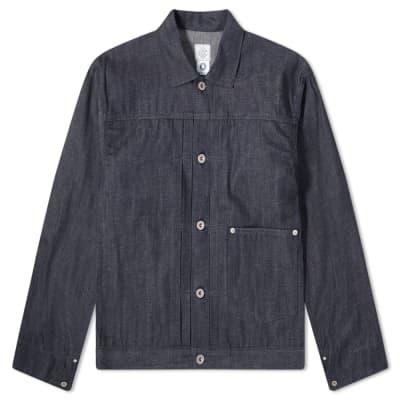 Post Overalls El Ranchero 2 Denim Jacket