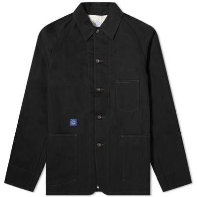 Post Overalls Lined 41-R Railroad Jacket
