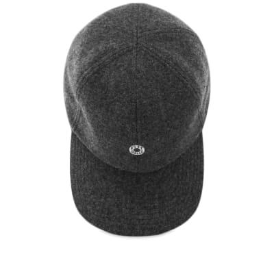 Post Overalls Wool Flannel Baseball Cap