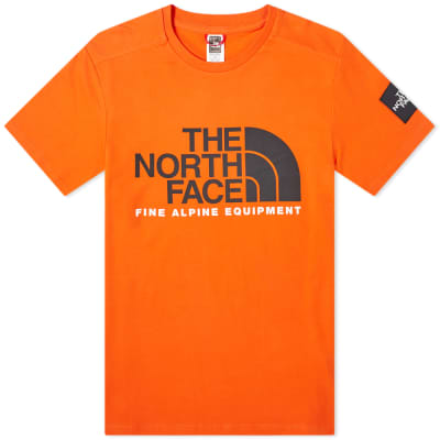 The North Face Fine Alpine Equipment Tee
