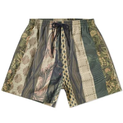 Dries Van Noten Phibbs Swim Short