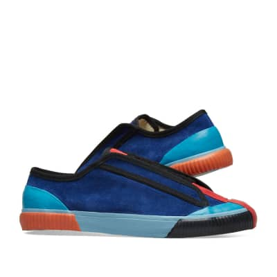 half off 46338 a9197 ... Grenson x Craig Green Low Top Suede Sneaker