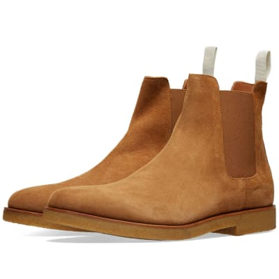 b1f0256516079a Common Projects Chelsea Boot Suede ...