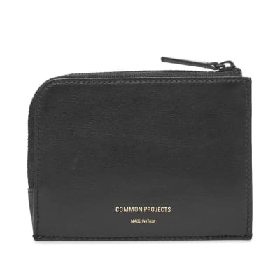 Common Projects Zipper Wallet