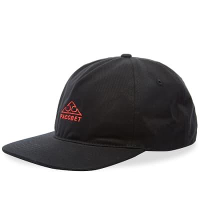 1ff5d7cc99846 One Size  Small  Medium  Large. PACCBET Logo Cap ...