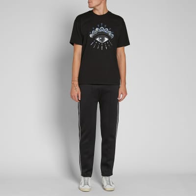 Kenzo Eye Embroidered Tee