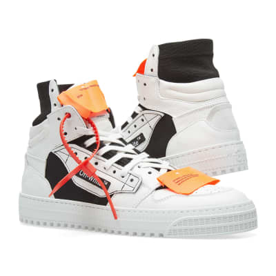 Off-White Off-Court Tumbled Sneaker