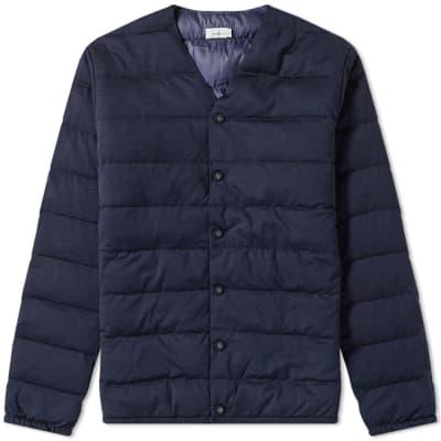 Nanamica Down Liner Jacket
