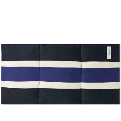 Nanamica Stripe Down Muffler