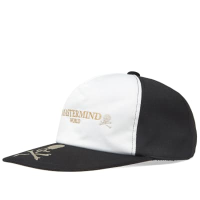 MASTERMIND WORLD Skull Embroidered Cap
