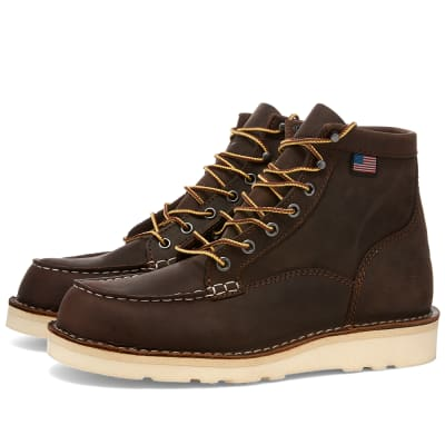 Danner Bull Run Moc Toe Boot