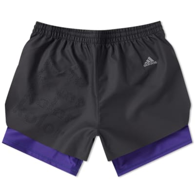 Adidas x Kolor Coated Short