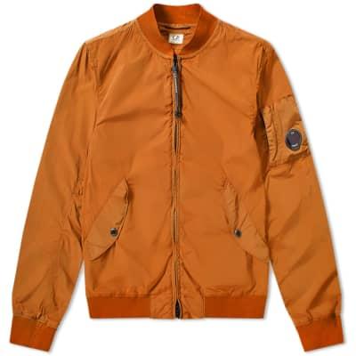 889421efe280 C.P. Company Nycra Bomber Jacket ...
