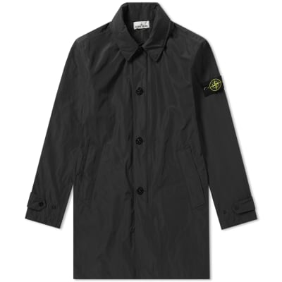 Stone Island Micro Reps Trench Jacket ... 1993b70d9ce