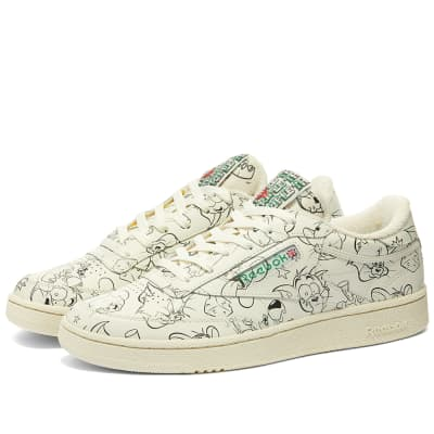 Reebok x Tom and Jerry Club C