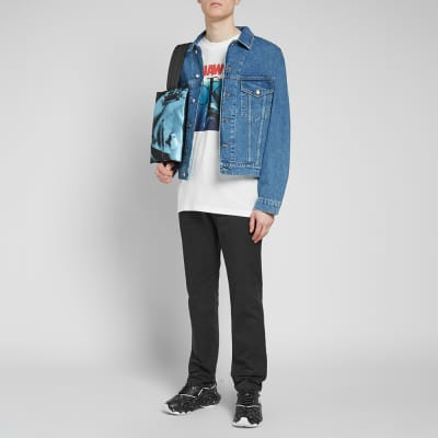 Calvin Klein 205W39NYC JAWS Print Tee