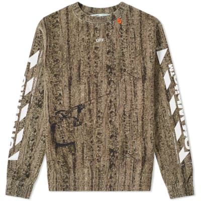 bdbb2fb2532c Off-White Real Camo Slim Crew Sweat ...