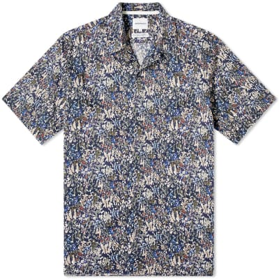 9fcca9fc47ce3 Norse Projects Carsten Liberty Print Vacation Shirt ...