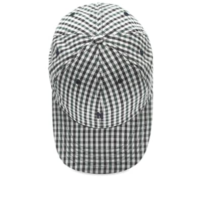 6dd13c3a5a8d5 ... Norse Projects Gingham Sports N Logo Cap