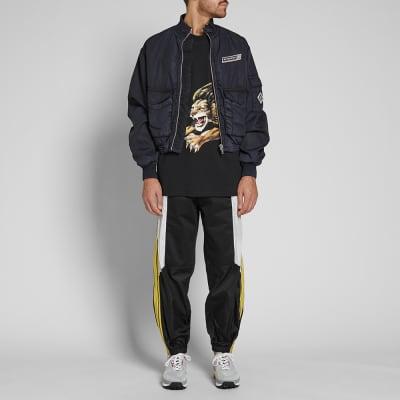 Givenchy Taped Moto Combat Pants