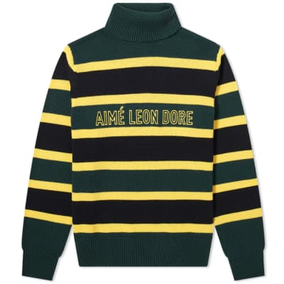 Aimé Leon Dore Knitted Turtleneck Sweat