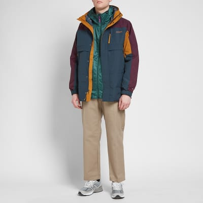 Columbia Gizzmo Interchange Parka