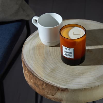 L:A Bruket Scented Candle