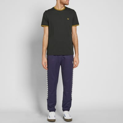 Fred Perry Twin Tipped Ringer Tee