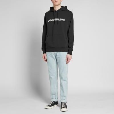 Calvin Klein Institutional Popover Hoody