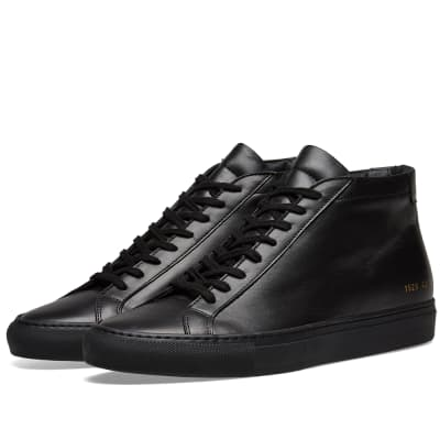 half off 3f7d5 179ee Common Projects Original Achilles Mid ...