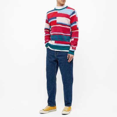 By Parra Premium Stripes Crew Knit