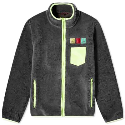 CLOT Fleece Jacket