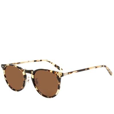 Garrett Leight Ocean Sunglasses