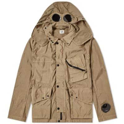 8f9bfa1b1836 C.P. Company Mille Miglia Goggle Jacket ...