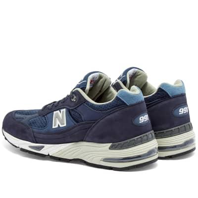 991 new balance blu