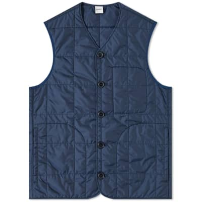 Aspesi Compact Vest Quilt Liner Gilet