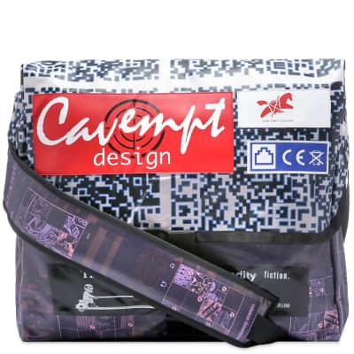 Cav Empt Design Messenger Bag