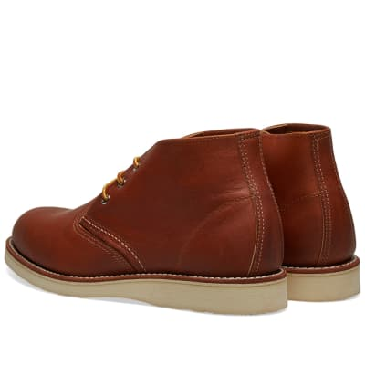 Red Wing 3140 Heritage Work Chukka
