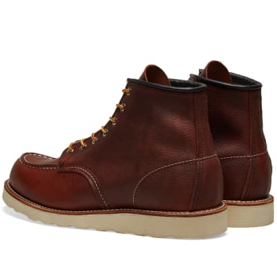 "Red Wing 8138 Heritage Work 6"" Moc Toe Boot"