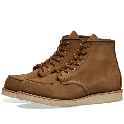 "Red Wing 8881 Heritage Work 6"" Moc Toe Boot"