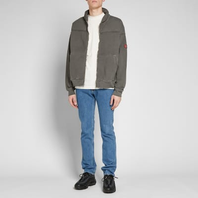 7915e1027794 ... Cav Empt Zip Through Jersey Bomber Jacket