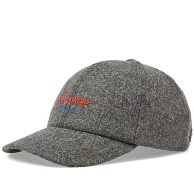 9ff1abc6846 Larose Paris Logo Wool Baseball Cap ...