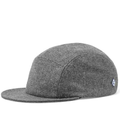 0c131357f109d Larose Paris Lambswool 5-Panel Cap ...