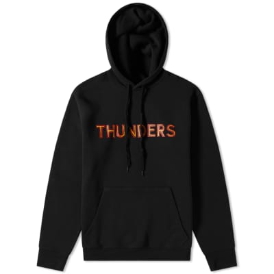 Mr Thunders Core Logo Hoody