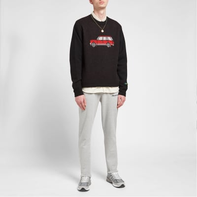 Aimé Leon Dore Knitted Car Sweat