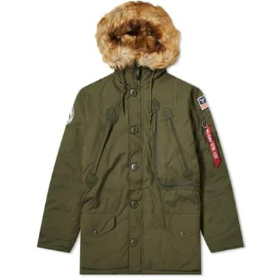 Alpha Industries Polar Jacket